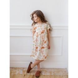 Платье Радужный хлопок