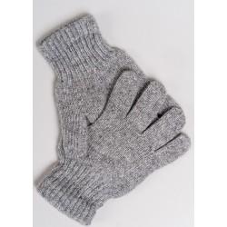 Перчатки из натуральной шерсти
