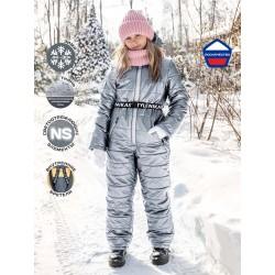 Комбинезон зимний Nikastyle