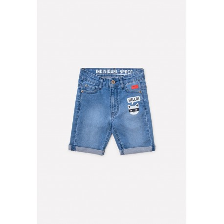 Шорты джинсовые Crockid